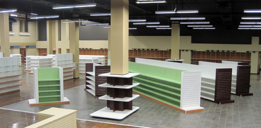 Custom Commercial Interiors Custom Store Environments
