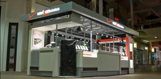 Custom Mall Kiosks In Store Kiosks Outdoor Kiosks