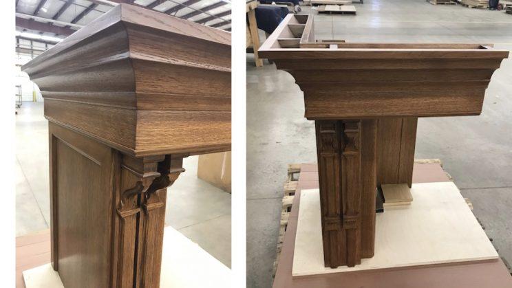 Custom Millwork & Architectural