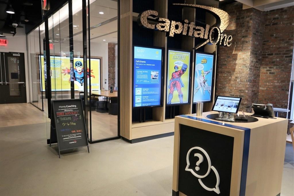Capital One Cafe - DT Austin
