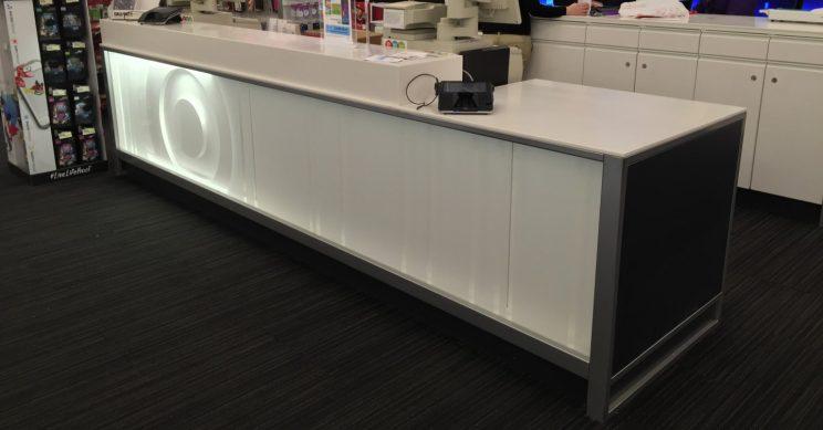 Target Electronics Cashwrap